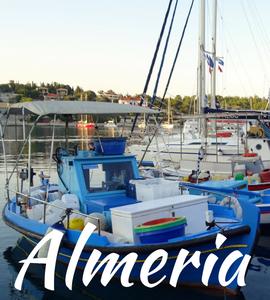 FERRY Almeria - Melilla