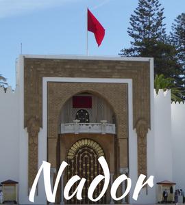 Ferry Sete - Nador