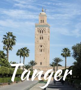 Ferry Barcelona - Tanger